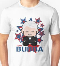 Team Bubba Politico'bot Toy Robot Slim Fit T-Shirt