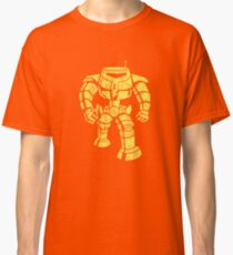 Manbot - Distressed Variant Classic T-Shirt