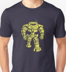 Manbot - Distressed Variant T-Shirt