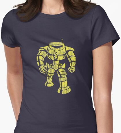 Manbot - Distressed Variante T-Shirt