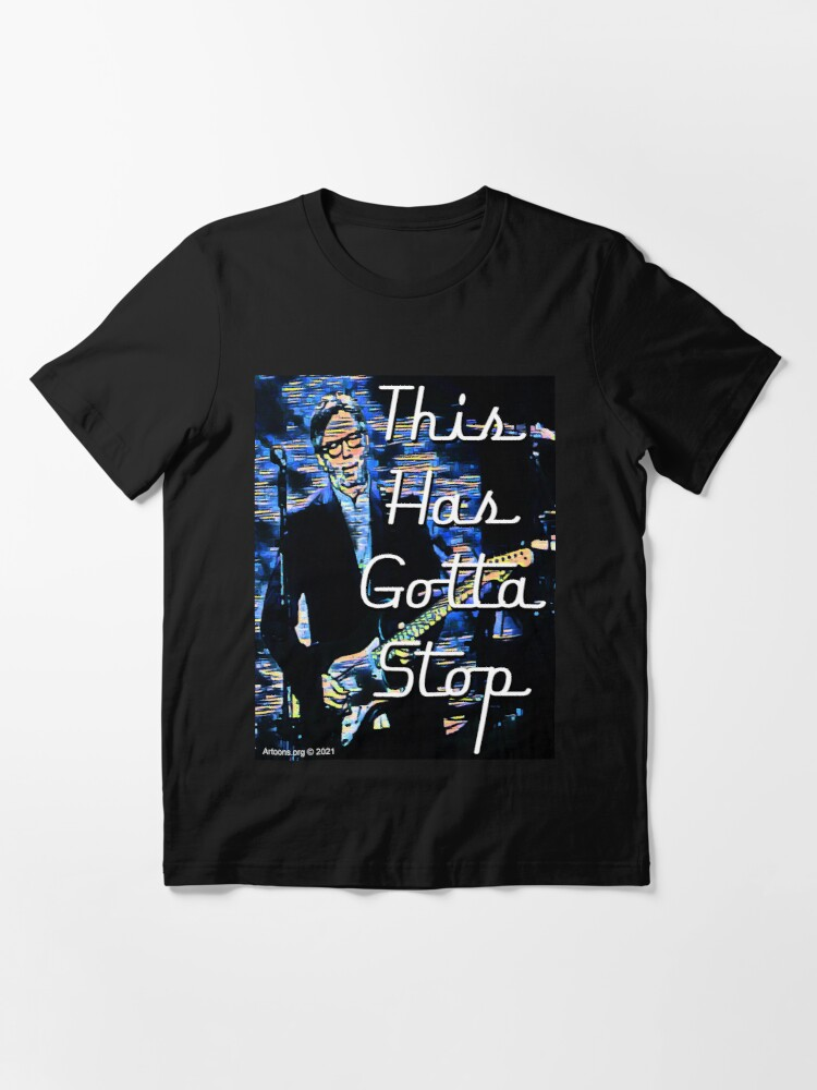 Alternate view of This Has Gotta Stop Essential T-Shirt