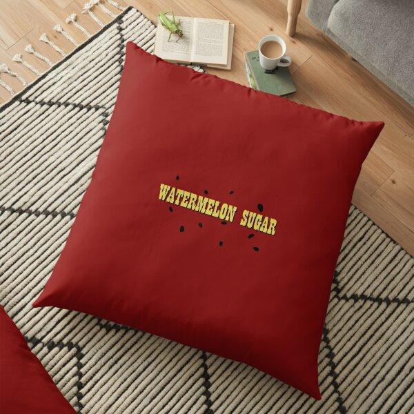 Watermelon Sugar Floor Pillow