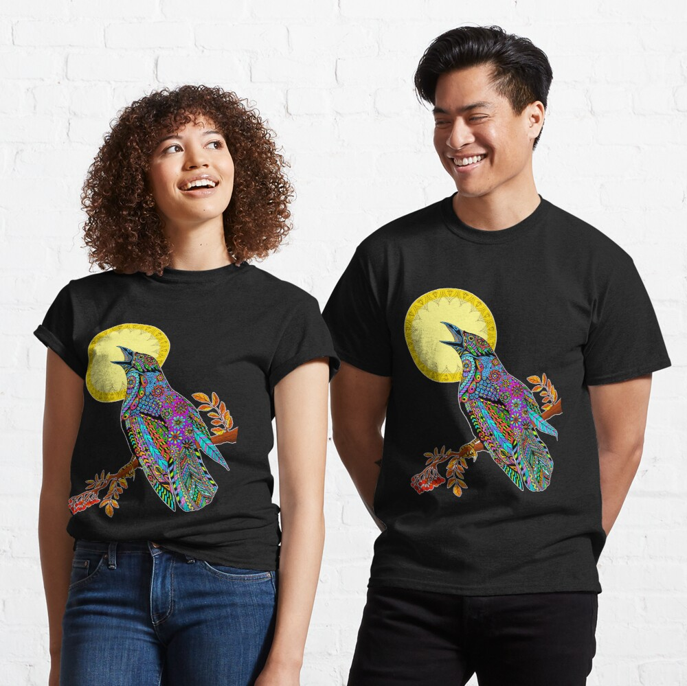 Electric Crow Classic T-Shirt