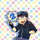 Osomatsu-san : NUMBER 2 by Nyaph