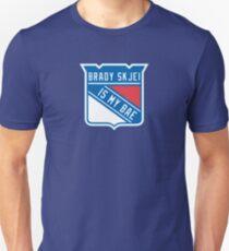 Brady Skjei - #76 New York Rangers Unisex T-Shirt