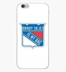 Brady Skjei - #76 New York Rangers iPhone Case