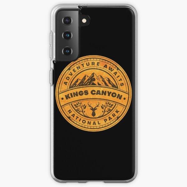 Kings Canyon National Park Adventure Awaits Samsung Galaxy Soft Case