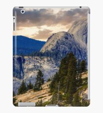 Half Dome from Olmsted Pt. iPad Case/Skin