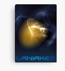 Laniakea - You Are Here - Version 2 Canvas Print