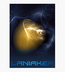 Laniakea - You Are Here - Version 2 Photographic Print