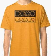 DEMOcracy: sistema en periodo de pruebas Classic T-Shirt