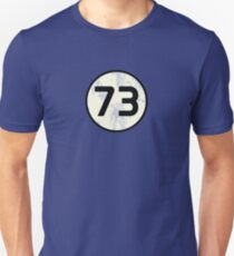 73 Sheldon verzweifelt Unisex T-Shirt