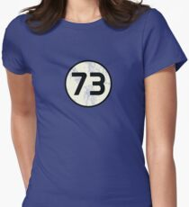 73 Sheldon Distressed T-Shirt
