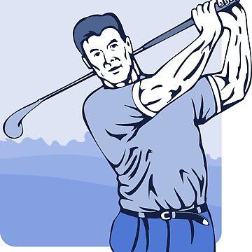 golfer by rizkymaulida