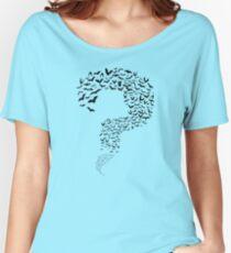 Riddler Bats question mark Women's Relaxed Fit T-Shirt