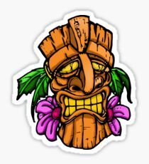 Tiki Tiki Tiki  Sticker