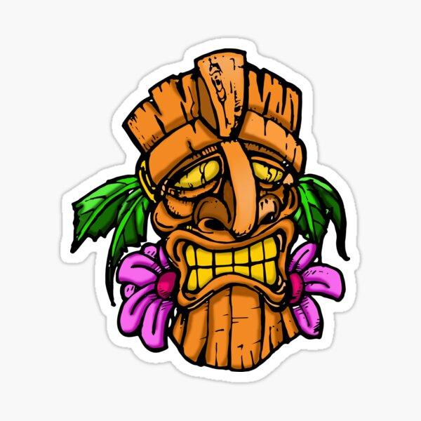 Tiki Tiki Tiki  Sticker