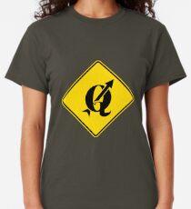 QGIS Warning Classic T-Shirt
