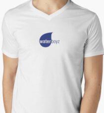 Camiseta de cuello en V Waterboyz