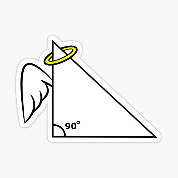 Guardian Angle Sticker