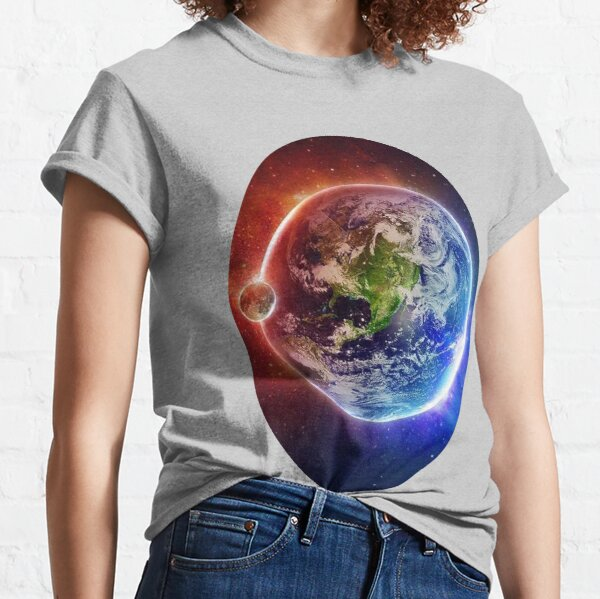 Earth's outer space Professional T-Shirt  Classic T-Shirt