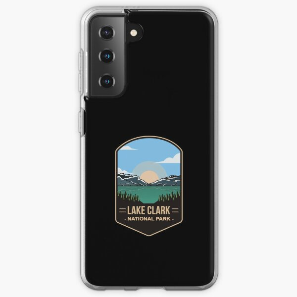 Kings Canyon National Park, For Mountain Lovers, Camping Lovers Samsung Galaxy Soft Case