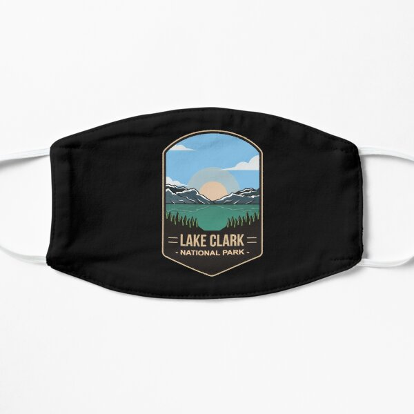 Kings Canyon National Park, For Mountain Lovers, Camping Lovers Flat Mask