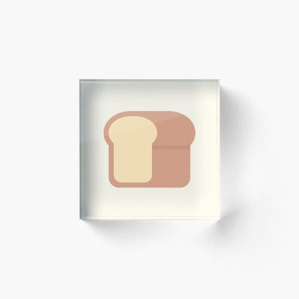 Loaf of Bread Acrylic Block