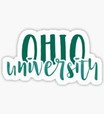 Ohio University - Style 1 Sticker