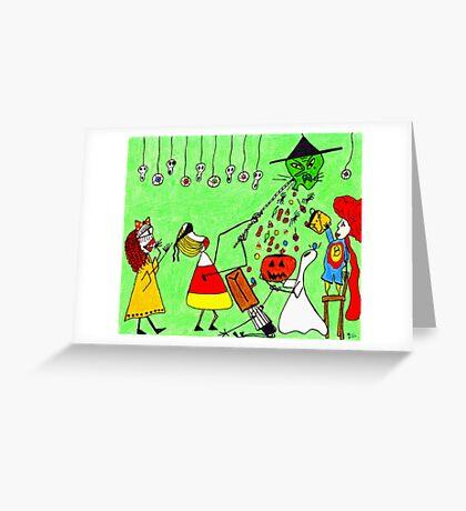 Pinata!  Greeting Card