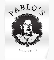 Pablo's Poster