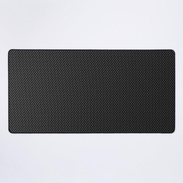 Realistic Carbon Fiber Structure 18 Desk Mat