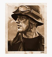 Soldier Photographic Print
