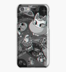 Fruit Cats Halloween iPhone Case/Skin