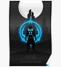 Lupin Middleton Poster