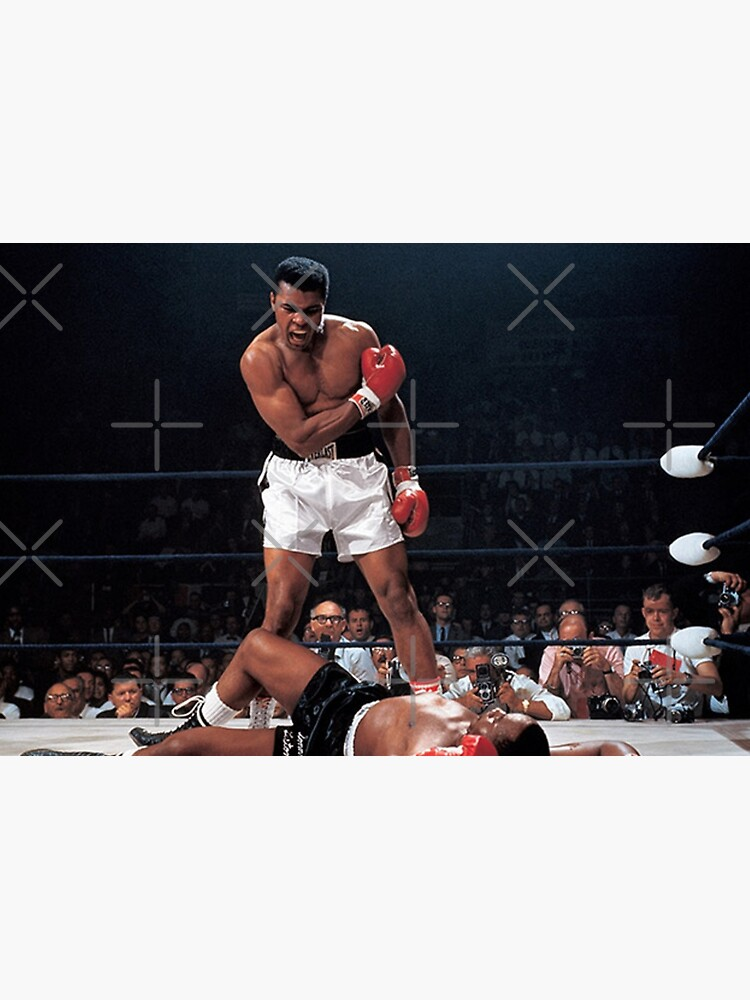 Muhammed Ali Knock Out by Luna7