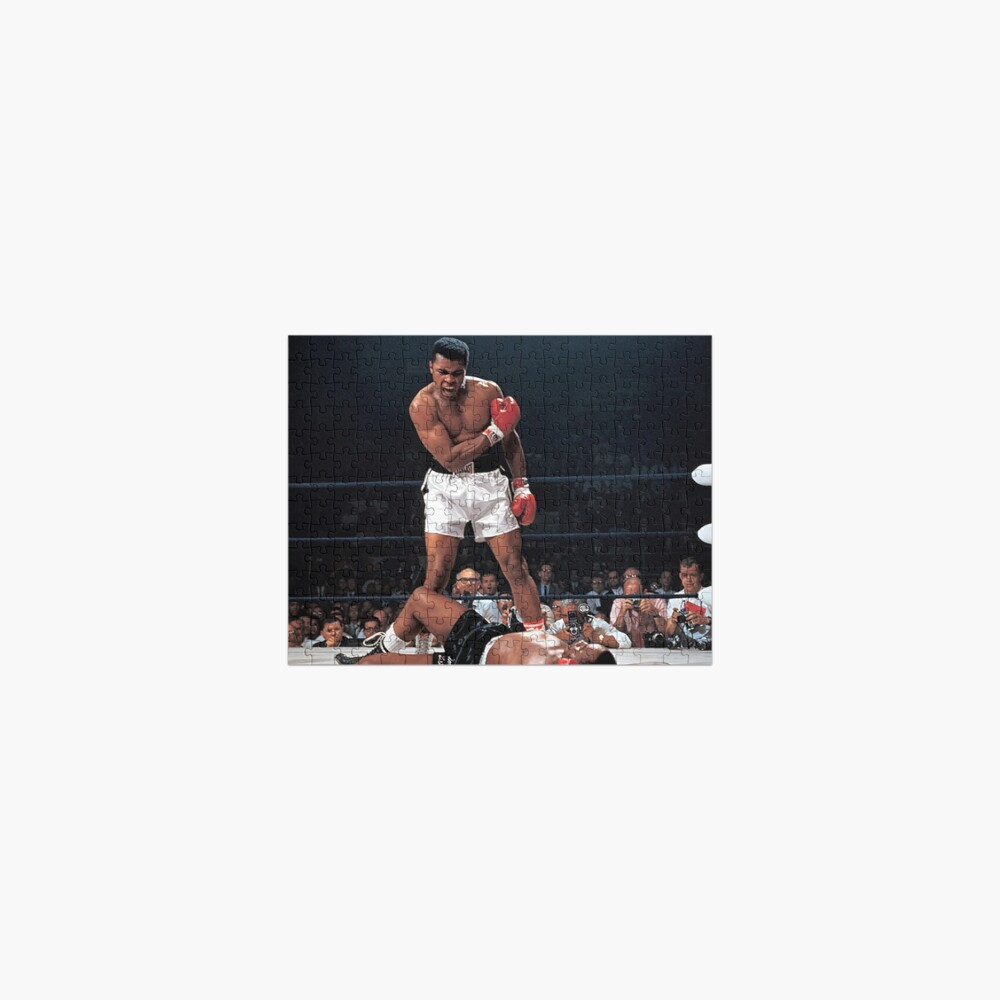 Muhammed Ali Knock Out Jigsaw Puzzle