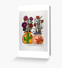Flowers/7 - Southwest Greeting Card