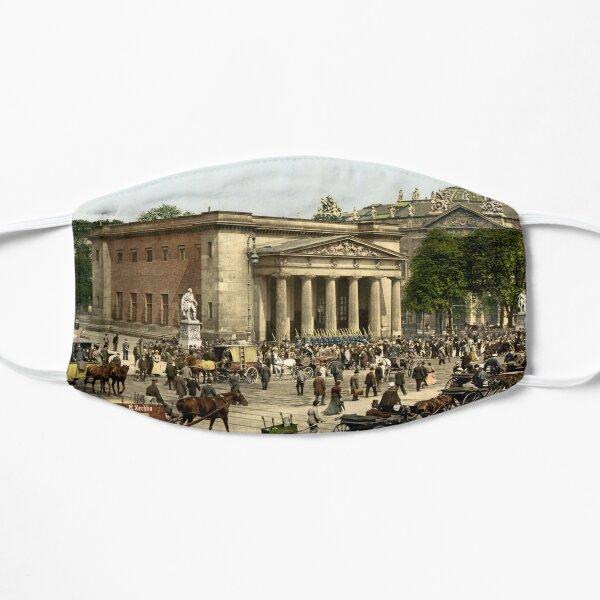 Die Neue Wache in Berlin Flache Maske