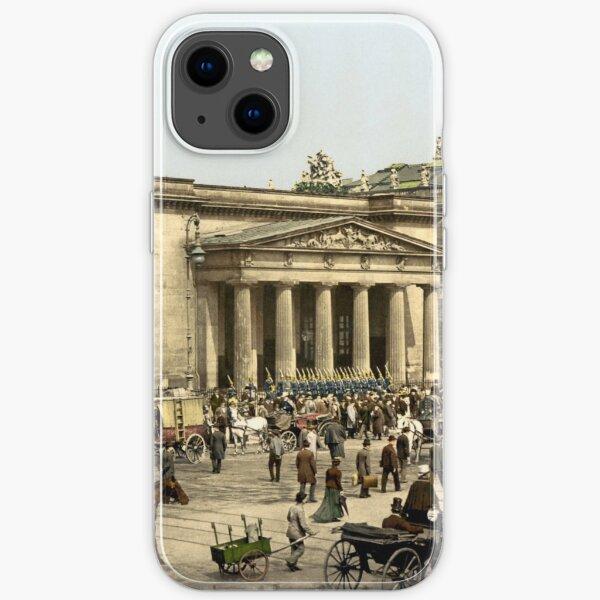 Die Neue Wache in Berlin iPhone Flexible Hülle