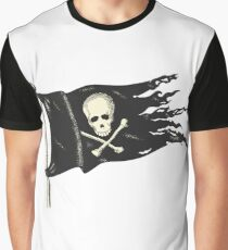 Pirate Flag for your Pirating Needs. Graphic T-Shirt