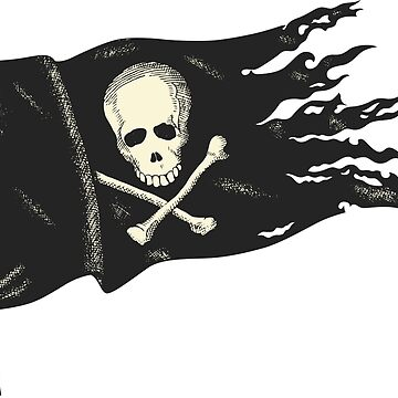 Pirate Flag for your Pirating Needs. by cartoon