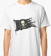 Pirate Flag for your Pirating Needs. Classic T-Shirt