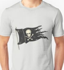 Pirate Flag for your Pirating Needs. Unisex T-Shirt
