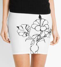 Dry Mini Skirt