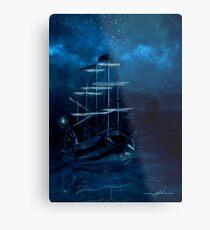 Ship of dreams  Metal Print