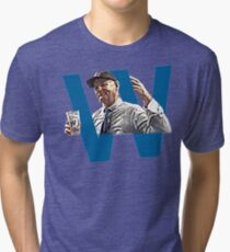 Chicago Cubs World Series Champions 2016 Bill Murray Tri-blend T-Shirt