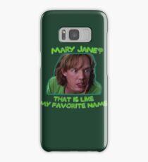 Shaggy and Mary Jane Samsung Galaxy Case/Skin