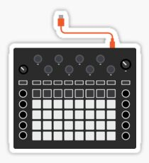 Novation Circuit - Iconic Gear Sticker