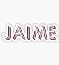 Jaime Sticker